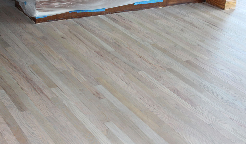 Matte Hardwood Floor Finish