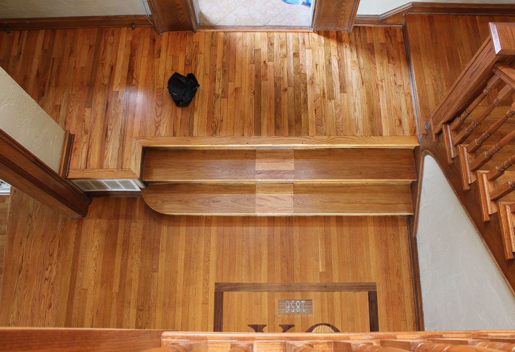 hardwood floor refinishing Lawrence KS