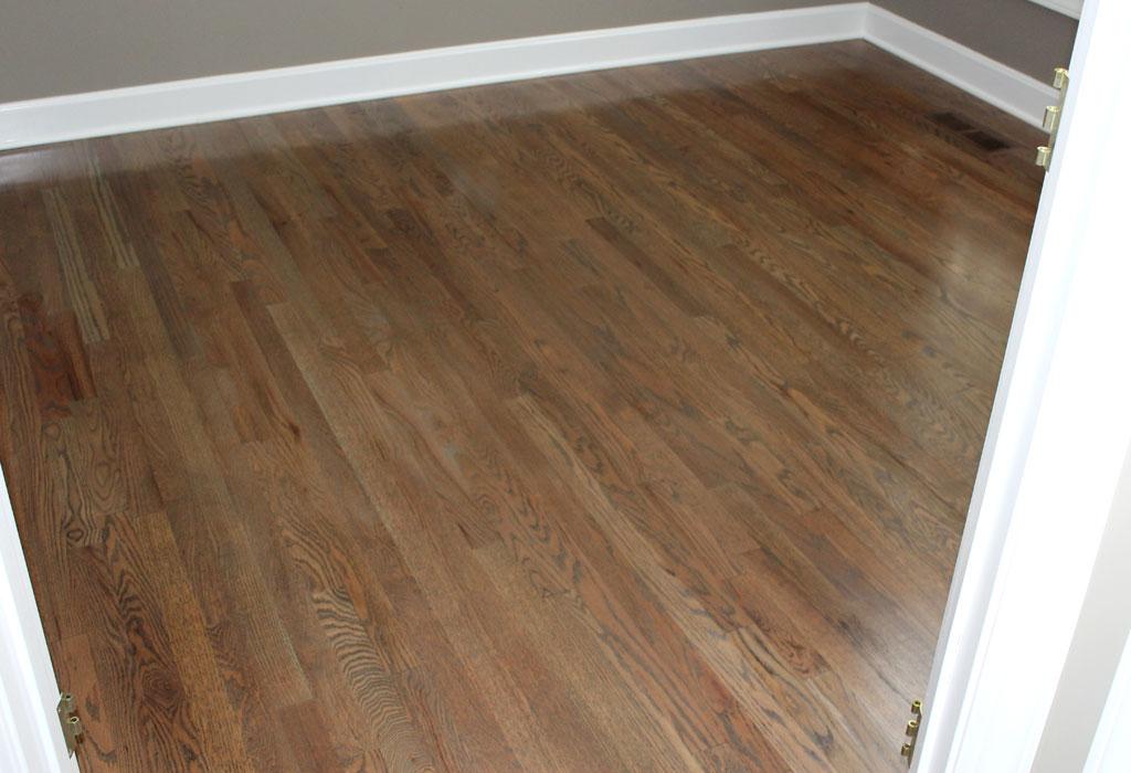 hardwood floor refinishing living room kansas city