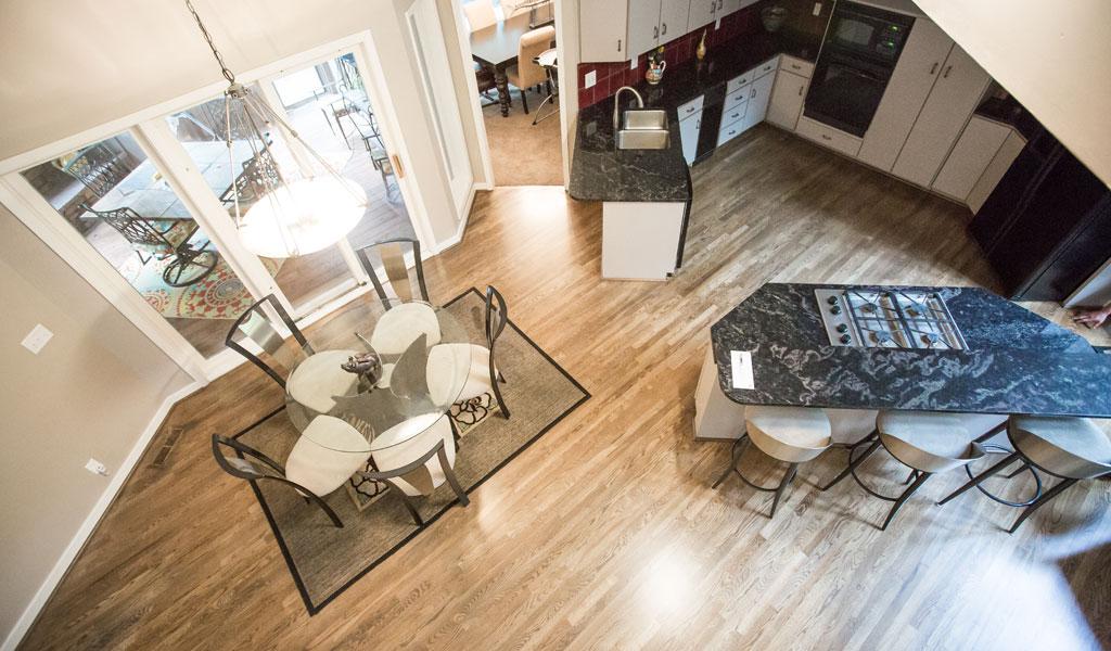 Hardwood Floor Refinishing Leawood