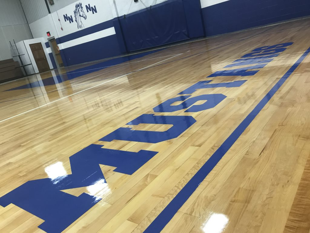 Gym Floor Refinishing Hardwood Floor Refinishing