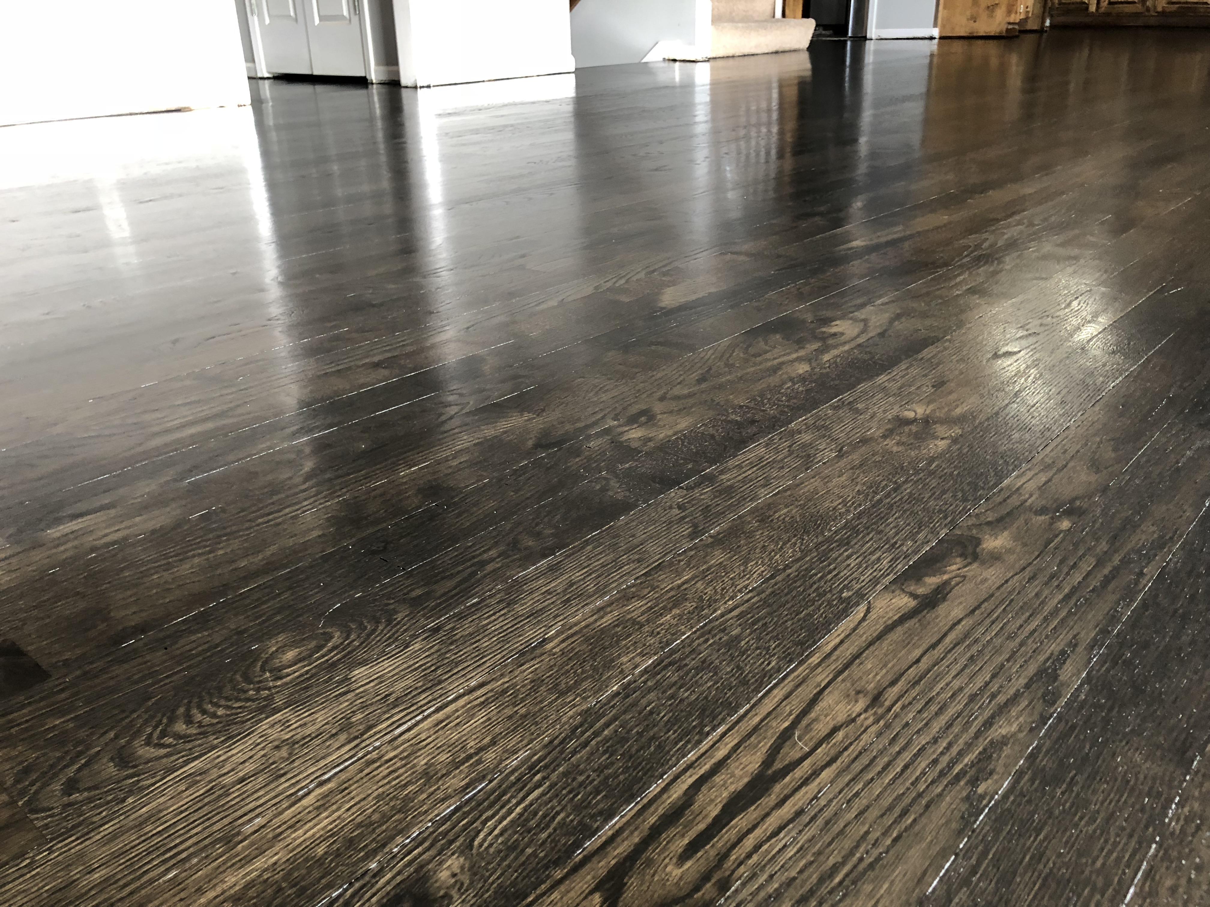 Sable Black Stain Color Platte City Mo Hardwood Floor