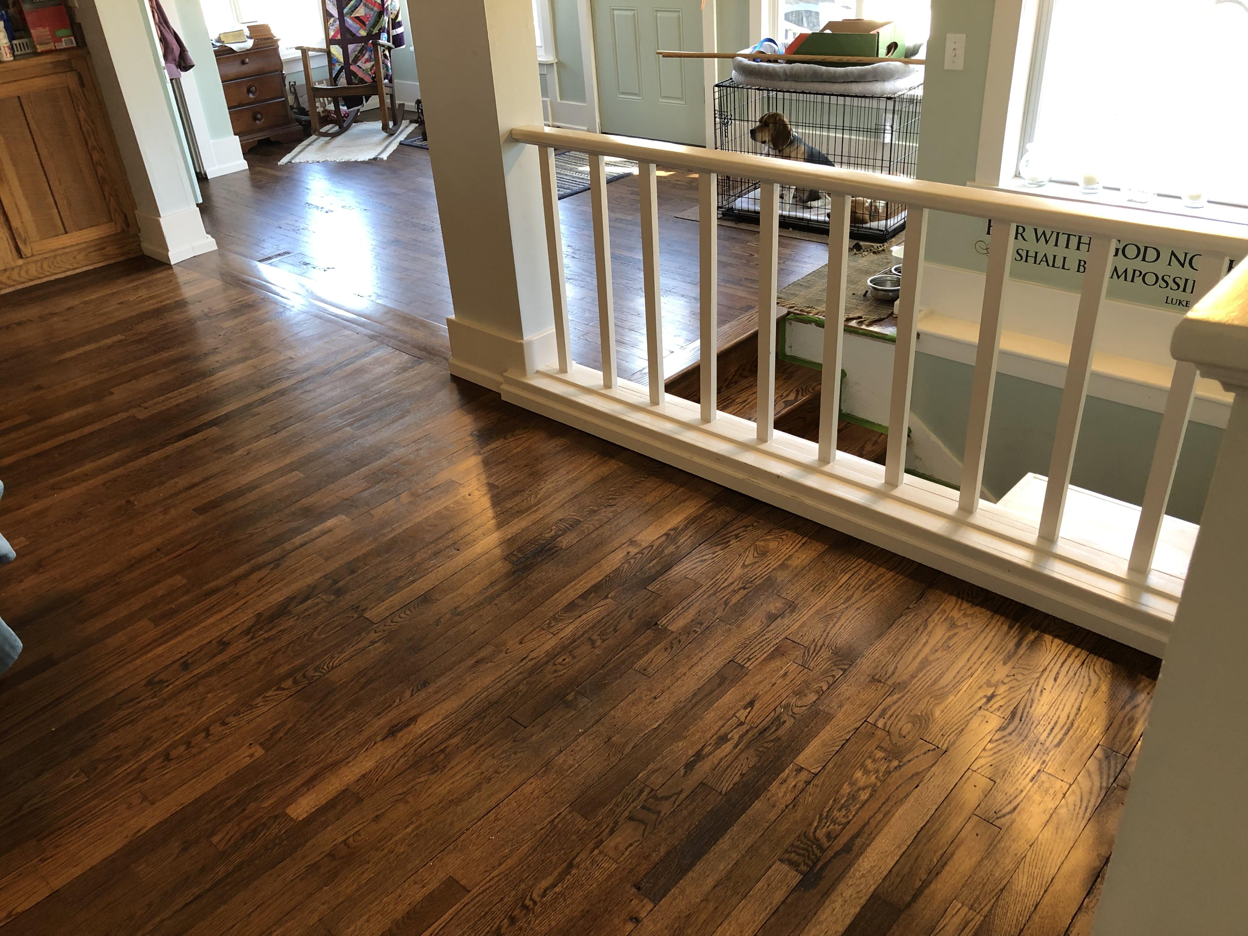 Hand Milled Hardwood Flooring Kansas Hardwood Floor