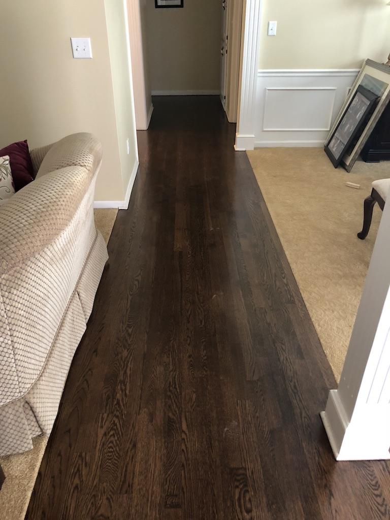 Smithville Mo Hardwood Floor Refinishing Hardwood