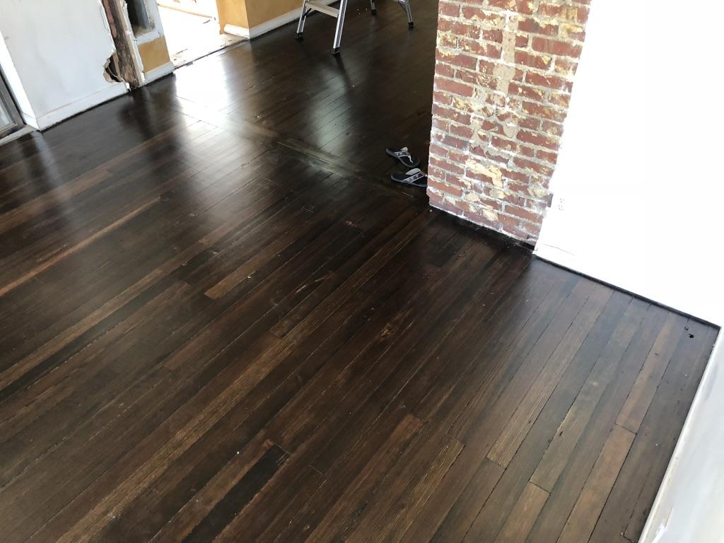 100 Year Old Pine Hardwoods Kck Hardwood Floor Refinishing