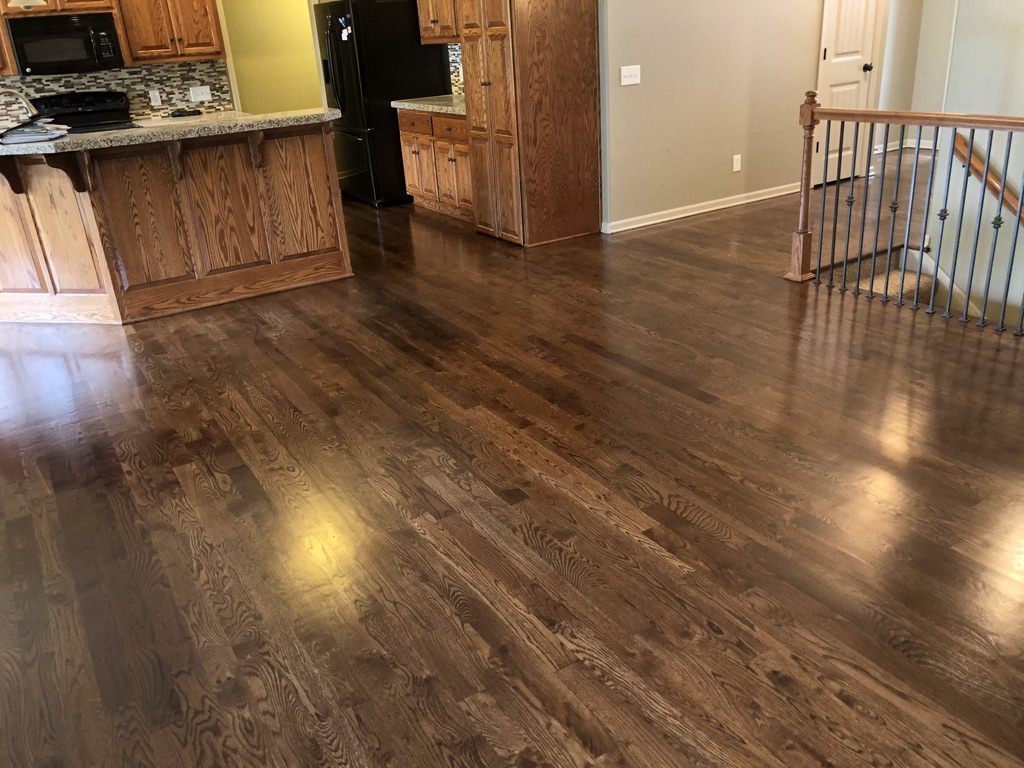 Parkville Mo Hardwood Floor Refinishing Hardwood Floor